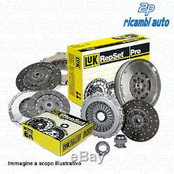 Kit embrayage Volant d'inertie palier LuK KFS00600 Seat Ibiza III 6K1 1.9 TDI 90