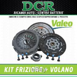Kit embrayage et volant moteur VALEO 837397 VOLKSWAGEN SCIROCCO 137,138 2.0 TDI
