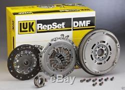 Luk Kit D'em Brayage'em + Deux Masse D' Inertie Seat Altea León 1,9TDI 105PS