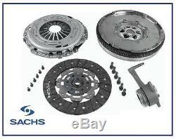 Neuf Sachs VW Caddy / EOS / Golf 1.9,2.0 Tdi 03 Dual Masse Volant Kit Embrayage
