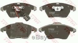 Plaquettes de Frein Kit Et Disques Avant TRW Audi A3 2.0TDI N° Pr 1ZD1LD1ZA