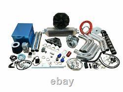 Pour Audi VW G60 Golf Fonte Turbo Kit 8v SOHC 1.6 1.8 2.0 1.9 Tdi Turbocharger