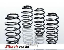 Ressorts Châssis Eibach Pro Kits Volkswagen Golf 4 (1J) 1.9 Tdi 90 Cv