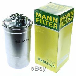 Révision Filtre LIQUI MOLY Huile 5L 5W-40 Pour VW Golf IV 1J1 1.9 Tdi 1J5