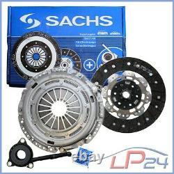 Sachs Kit D'embrayage+butée Seat Leon Toledo 2 1m 1.9 Tdi 00-06