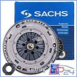 Sachs Kit D'embrayage+volant Bi-masse Vw Caddy 3 04-09 Golf 5 1k 1.9 Tdi