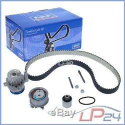 Skf Kit De Distribution + Pompe Eau Audi A4 8e B6 B7 8h 1.9 2.0 Tdi 00-09