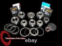 VW Golf 2.0 Essence/Tdi Tôt 02Q 6 Boîte de Vitesse Roulement & Joint Repair Kit
