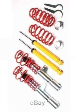VW Golf 5 V 1.9 TDI kit filete suspension ressorts amortisseurs