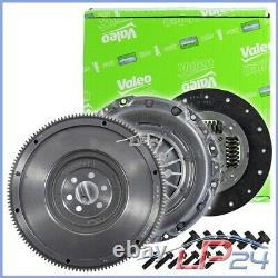 Valeo Kit D'embrayage+volant Seat Leon 1m 01-06 Toledo 2 1m 00-06 1.9 Tdi
