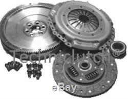 Volant Moteur Solide et Kit D'em Brayage pour VW Golf Mk V 5 1.9TDI 4 Motion
