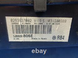 Vw Golf 4 1.9 Tdi Kit Calculateur Moteur 0281010650 038 906 012 Fa 038906012fa